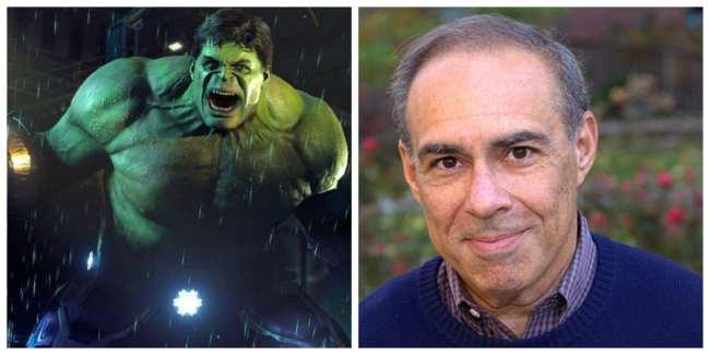 Darin De Paul - Hulk