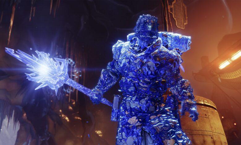 Destiny 2: Stasis convierte a los brujos en desagradables magos de hielo: todo a una nueva clase