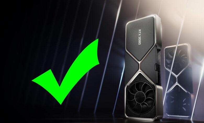 El nuevo RTX 3080 de Nvidia es definitivamente un motivo para cambiar mi tarjeta gráfica