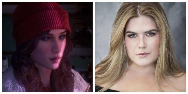 Alyson Ronan como Erica Lindbeck