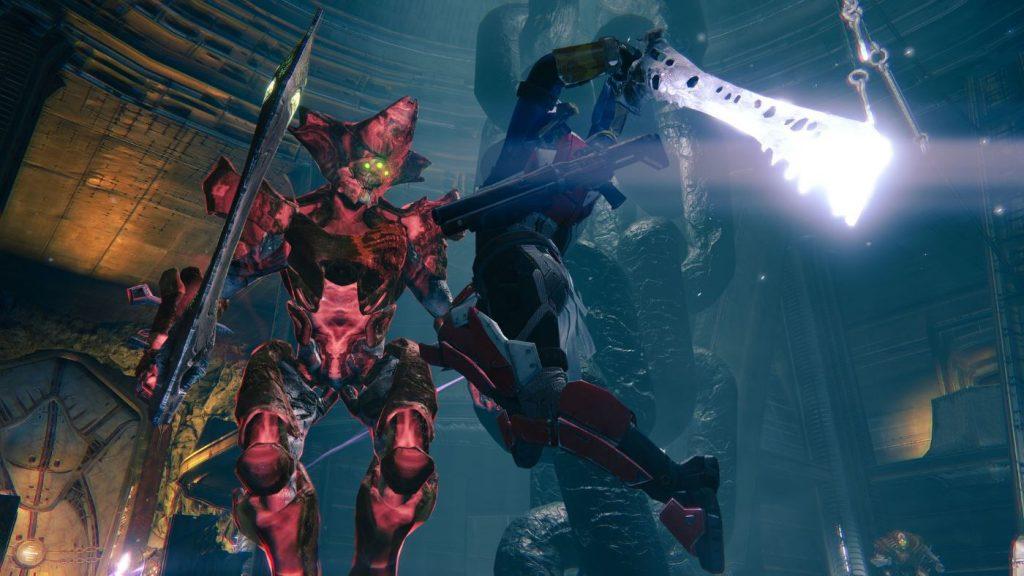 Captura de pantalla de Destiny Sword