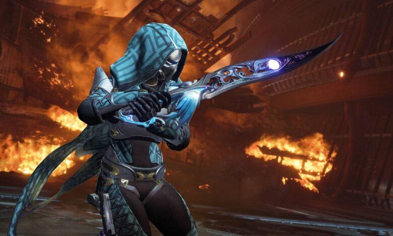 En el tirador Destiny 2, los jugadores discuten sobre espadas injustas: ¿cuál es el problema?