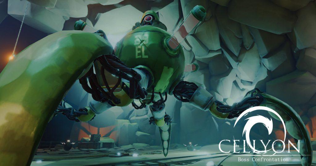 Cellyon Steam Co-op Boss Battles 3