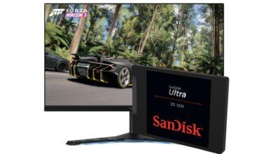 Sandisk Ultra SSD al mejor precio, el mejor monitor para juegos y más en Saturn