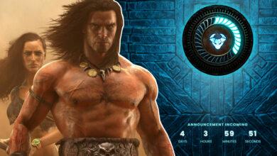 Survival MMO Conan Exiles muestra una cuenta regresiva: los jugadores esperan un nuevo mapa