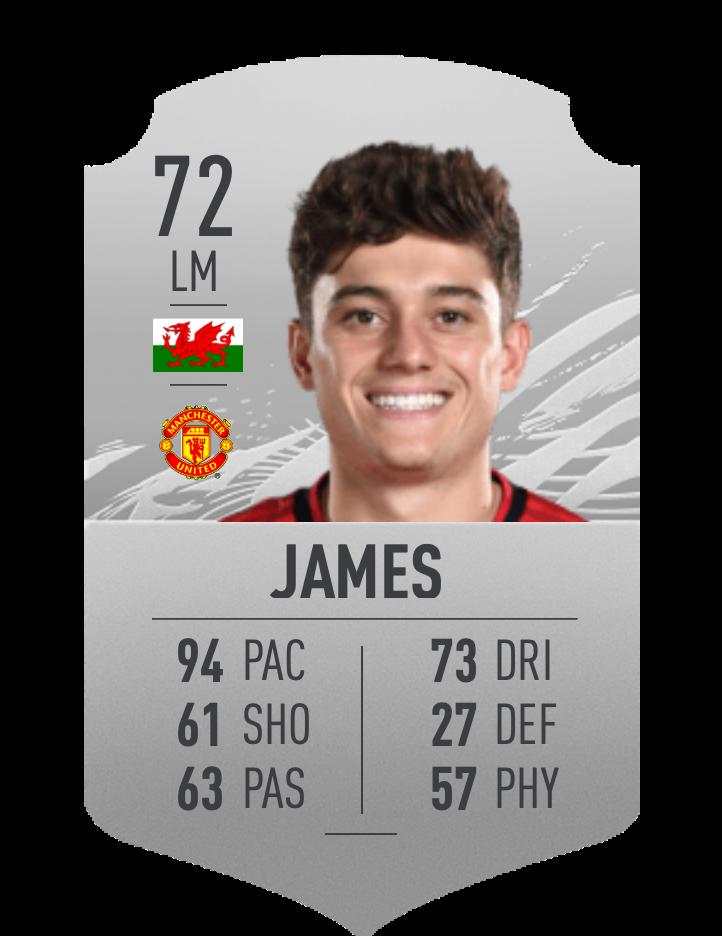 FIFA 20 James