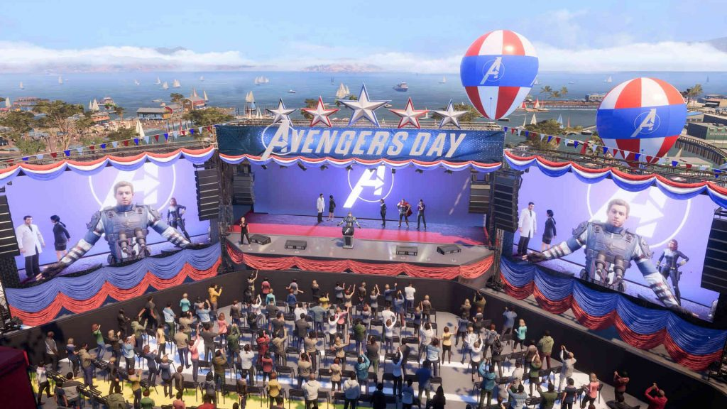 maravillas vengadores un día etapa capitán américa