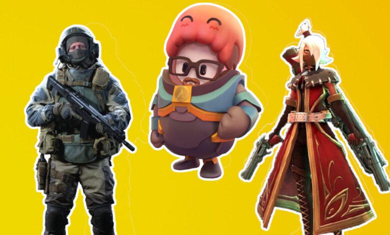 Juegos multijugador con partidos de menos de 20 minutos: ¿a cuál te gusta jugar más?