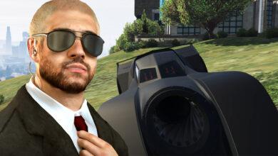 GTA Online: el jugador muestra en solo 7 segundos por qué el Batimóvil es tan genial