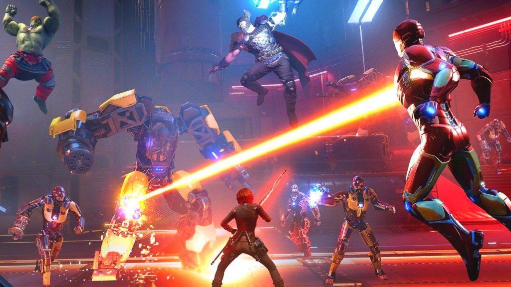 marvels avengers co-op