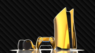 Photo of Si quieres demostrar que eres mejor: Compra una PS5 Gold por 9.000 €