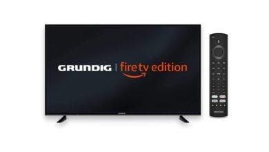 Ofertas de Amazon en septiembre: TV 4K de 55 pulgadas por 318 euros