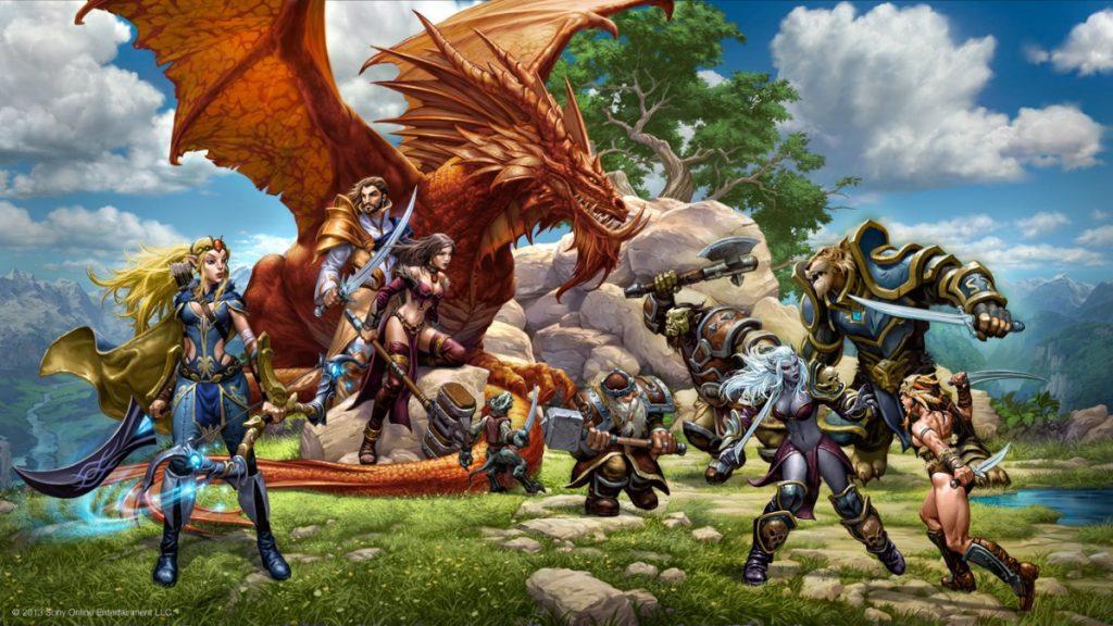 Próxima versión de Everquest