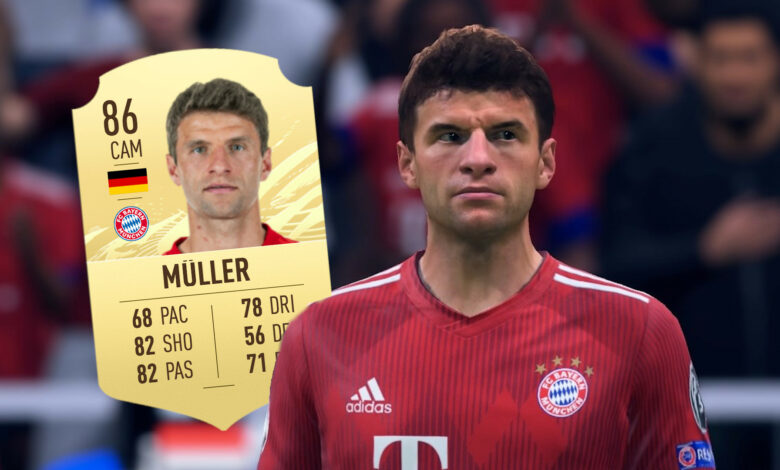 Calificaciones FIFA 21: el FC Bayern gana la Champions League, pero a EA no le importa