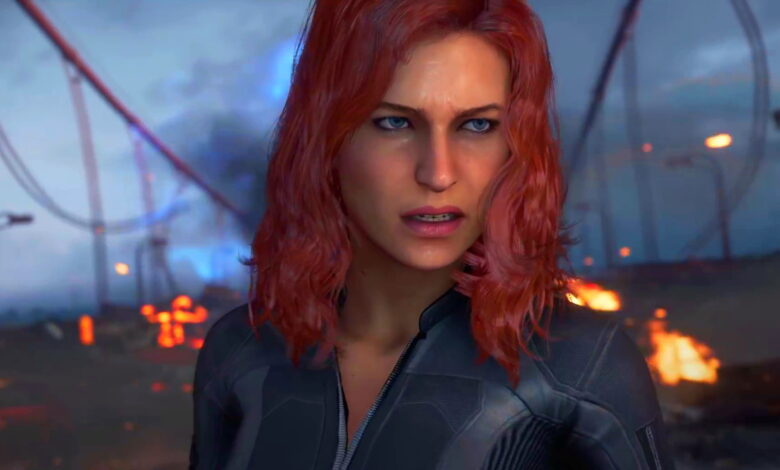 Amo a Black Widow, pero en Marvel's Avengers fallo totalmente con ella