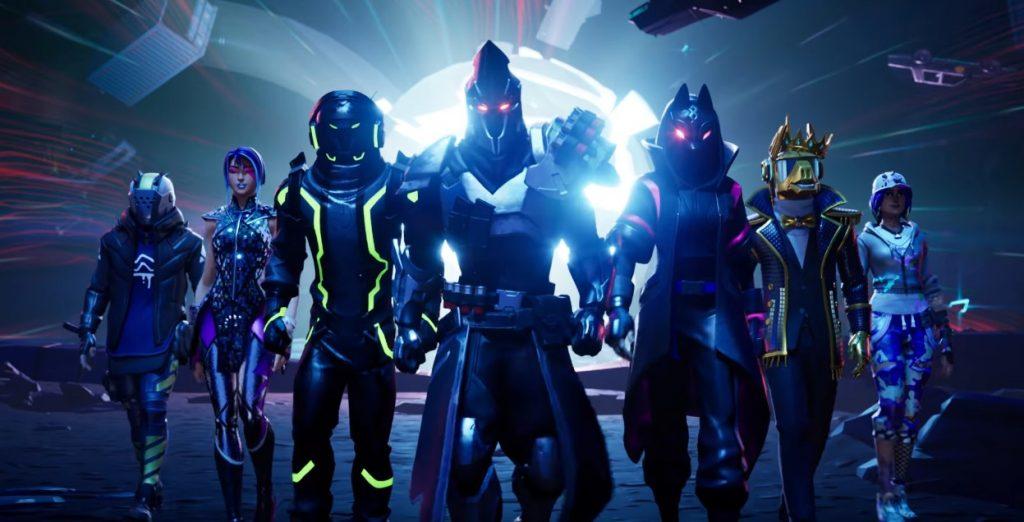 Equipo de pase de batalla de la temporada X de Fortnite