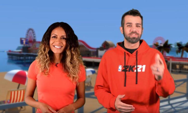 NBA 2K21 - 2KTV Episodio 2 Respuestas