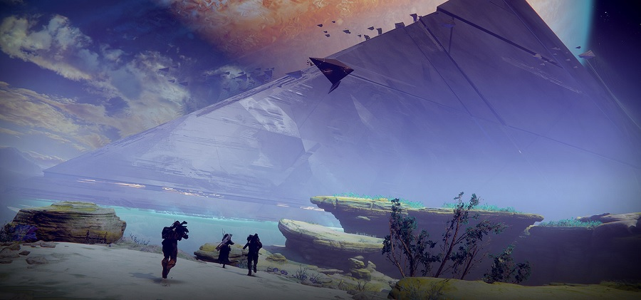Destiny Darkness Pyramid Temporada 11