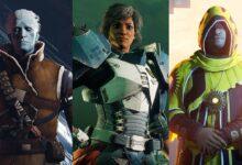 Destiny 2 aparentemente mata a 3 personajes que conoces, pero como texto, para que nadie se dé cuenta