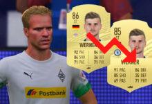 FIFA 21: 5 jugadores fuertes cuyas calificaciones son demasiado bajas