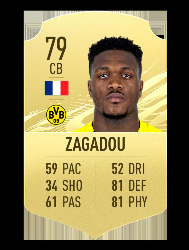 Zagadou FIFA 21