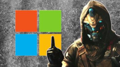 Microsoft supuestamente quiere comprar Destiny 2 y su estudio, eso es lo que dice Bungie ahora