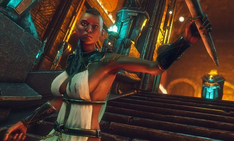 El jefe de Conan Exiles revela 3 cosas que hacen que el nuevo DLC sea tan especial