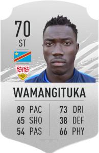 fifa 21 5 estrellas skiller wamangituka
