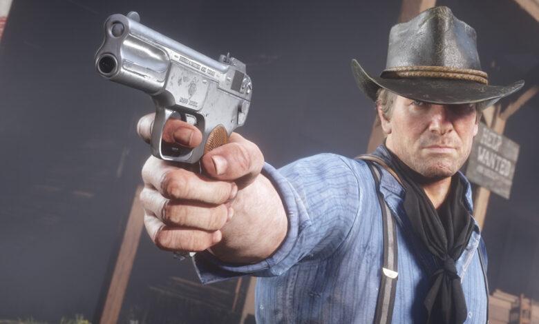 Si matas a este racista en Red Dead Redemption 2, la policía mirará para otro lado