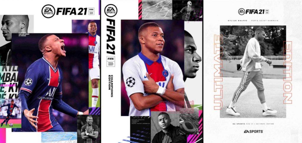 Ediciones FIFA 21