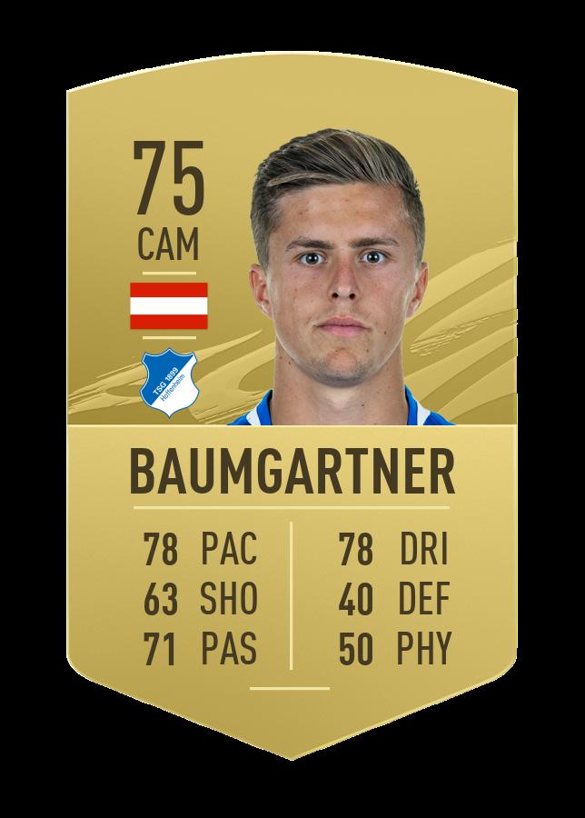 FIFA 21 de Baumgartner