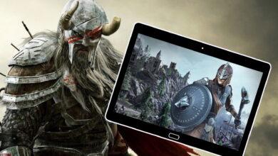 ¿Puedes jugar un MMORPG complejo como ESO en la tableta? Hacemos la prueba