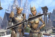 Photo of Debido a que los elfos ahora tienen palos en ESO, los jugadores creen que se lanzará un nuevo tipo de arma.