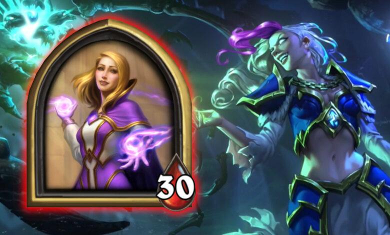 Hearthstone: ¿Blizzard fue demasiado vago? New Jaina decepciona a los jugadores