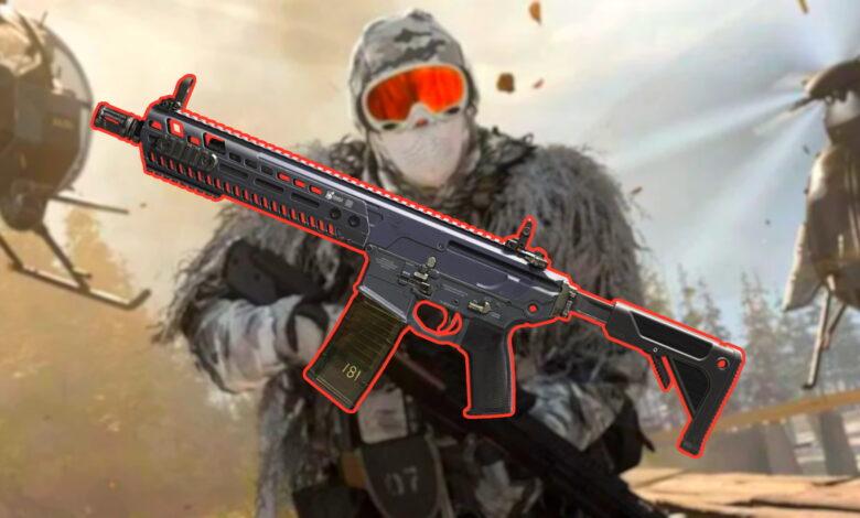 """Profi presenta un potente equipamiento en CoD Warzone - Dice: """"Como un Aimbot"""""""