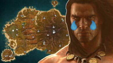 Photo of El nuevo mapa de Conan Exiles falla en Steam, por eso