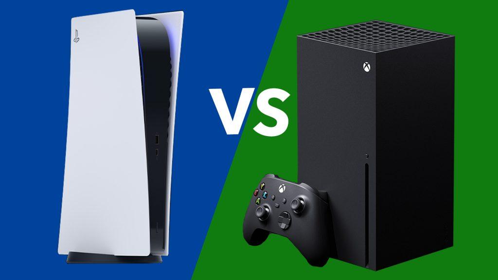 Títulos de PlayStation 5 VS Xbox Series X