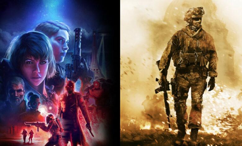 6 juegos de disparos geniales para PS4 que puedes conseguir en la PS Store por menos de 20 €
