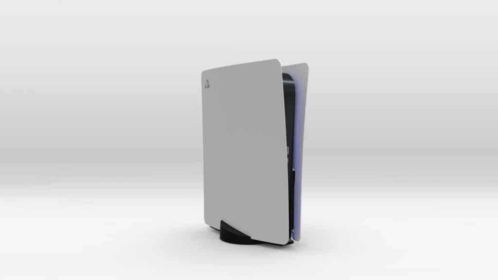 Imagen de portada de PS5 en el salón