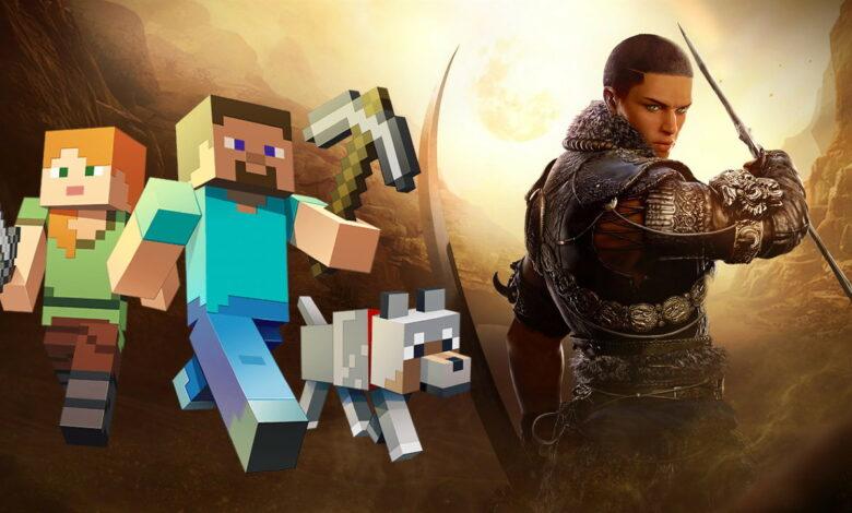Los 5 mejores MMORPG para todos los que no se sienten como juegos clásicos como WoW
