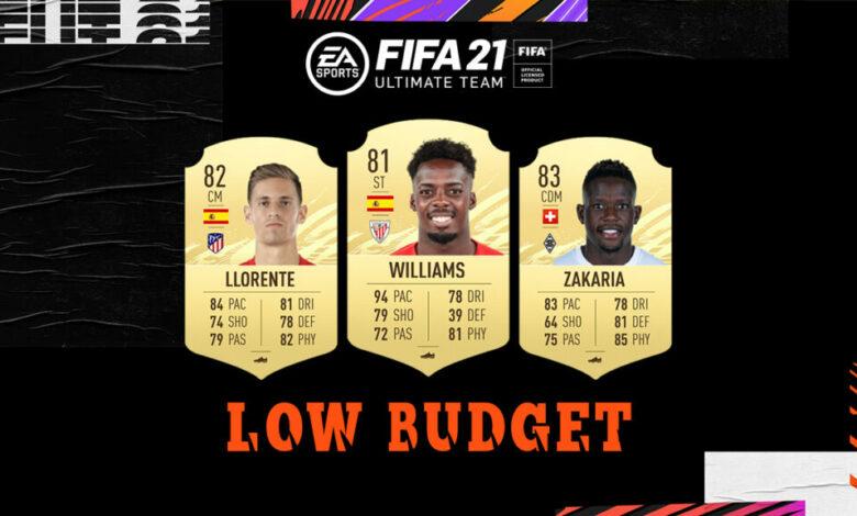 FIFA 21: equipos competitivos y de bajo presupuesto para comenzar la temporada de FUT 21