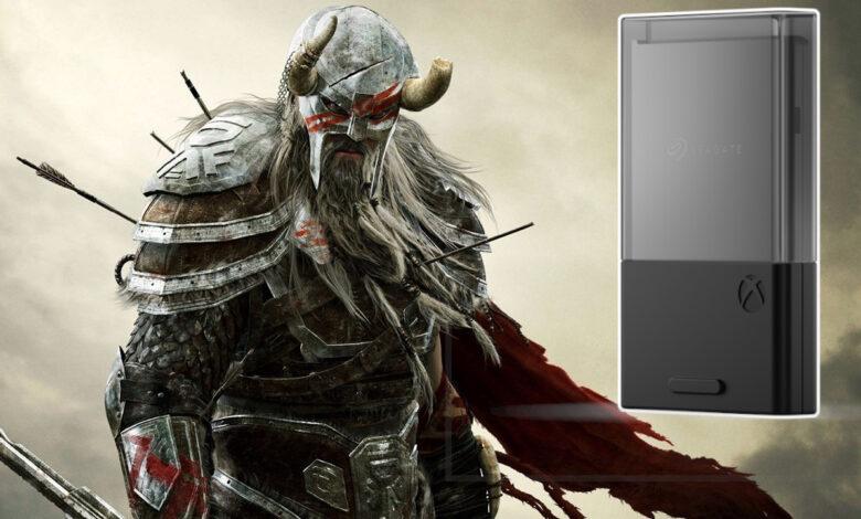 Necesitas un SSD por $ 220 para tu Xbox Series X si amas los MMO tanto como a mí