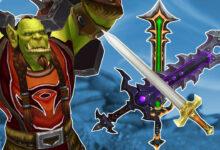 Photo of WoW: este guerrero no tiene muchas espadas, las tiene todas