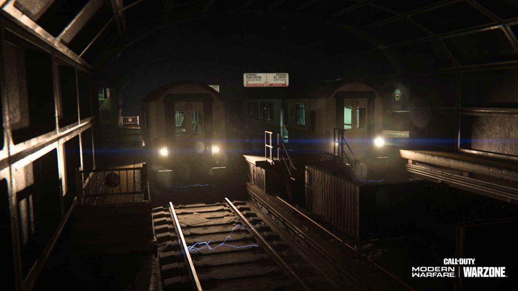 estaciones de metro cod warzone