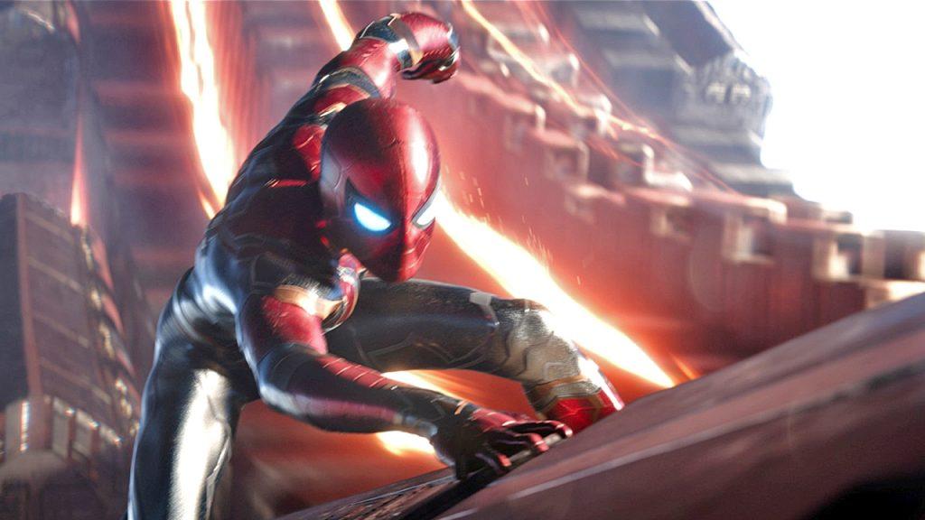 Los Vengadores de Spider-Man Marvel