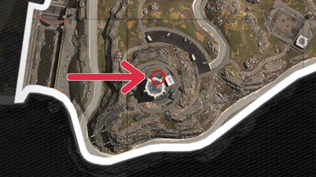 cod warzone datos secretos intel temporada 5 parte 4 mapa 4