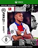 FIFA 21 CHAMPIONS EDITION - (incluye actualización gratuita a Xbox Series X) - (Xbox One)