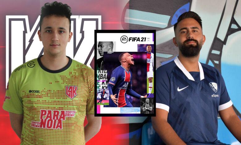 Estos profesionales ya han jugado FIFA 21: 6 cosas que lo hacen diferente