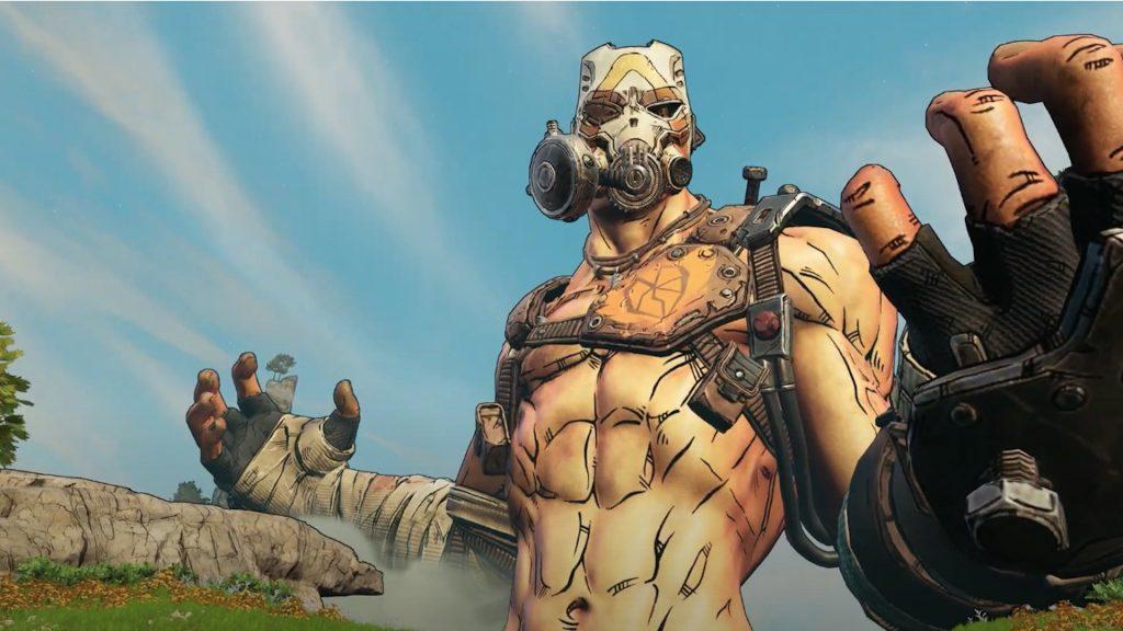 Captura de pantalla bl3 war