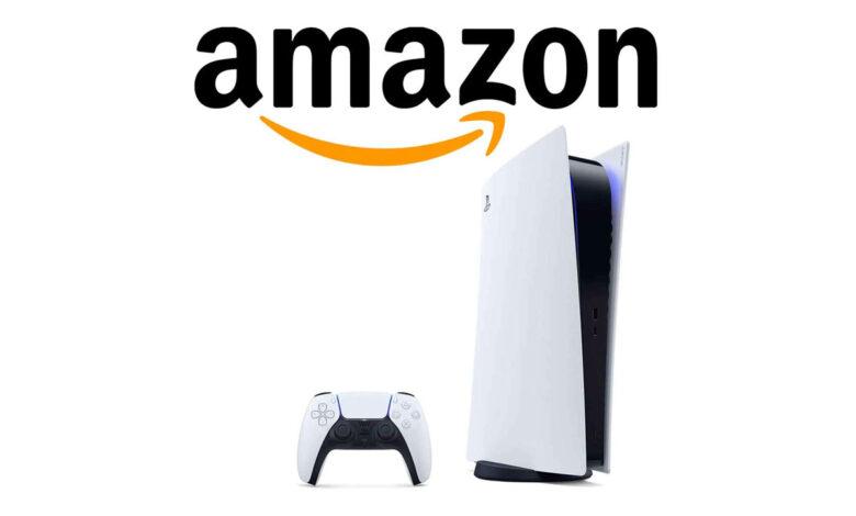Amazon advierte a los clientes en los EE. UU. Sobre los cuellos de botella de PS5: ¿cómo está en Alemania?